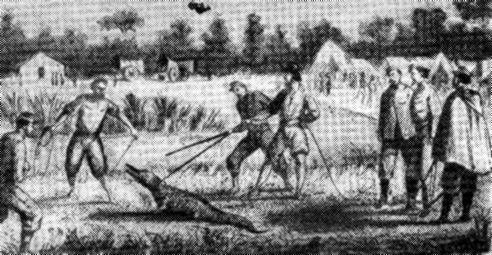 """Cuadro de Cándido Lopez, """"El Manco de Curupaytí"""""""