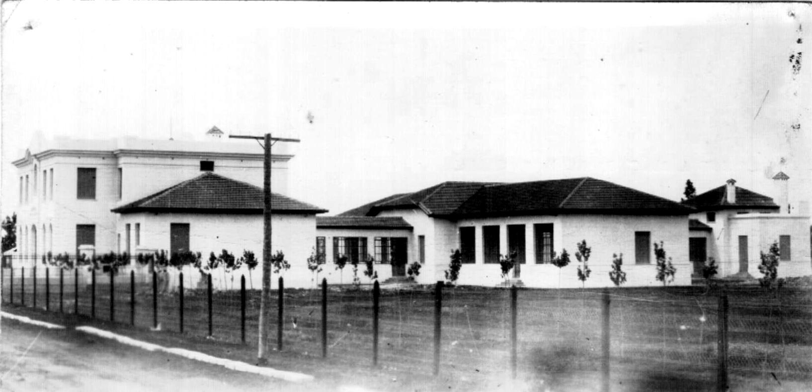 Postal Hospital 1939